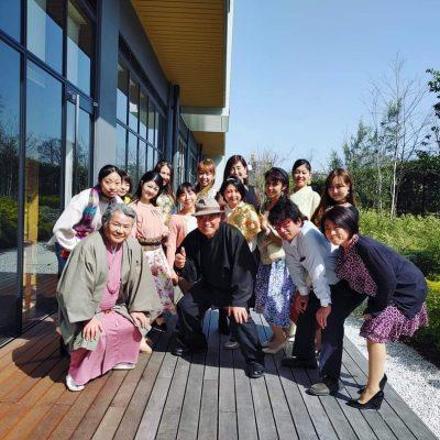 粋女ランチ会~京都神泉苑平八~