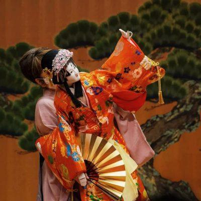 秋の御寺 祈りを声明にのせて『乙女文楽特別公演』